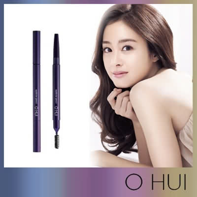 Chì kẻ chân mày Ohui Eye Brow Pencil #350 (Nâu) - Photo 3