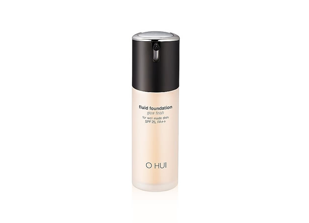 Kem nền bóng Ohui Fluid Foundation (Glow Finish) SPF 25, PA++