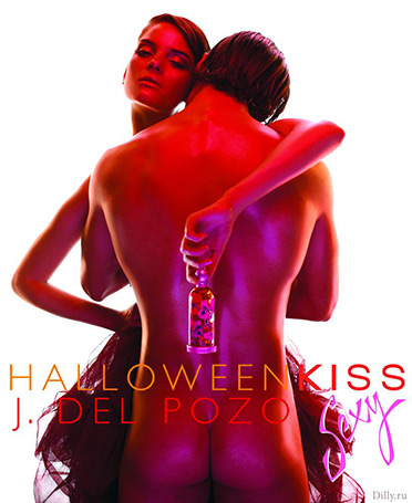 Nước hoa Halloween Kiss Sexy - Photo 3