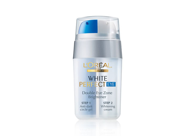 Kem dưỡng sáng da vùng mắt Loreal White Perfect Double Eye Zone Brightener - Photo 2