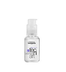 Tinh dầu làm mềm và bóng tóc  Loreal Tecni Art Liss Control