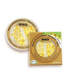 Viên nan dưỡng da NNO Nourishing Night Oil