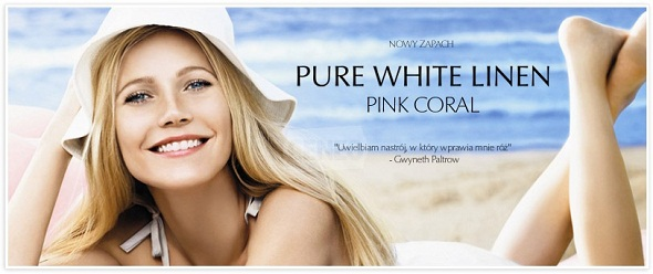 Nước hoa Pure White Linen Pink Coral - Photo 3