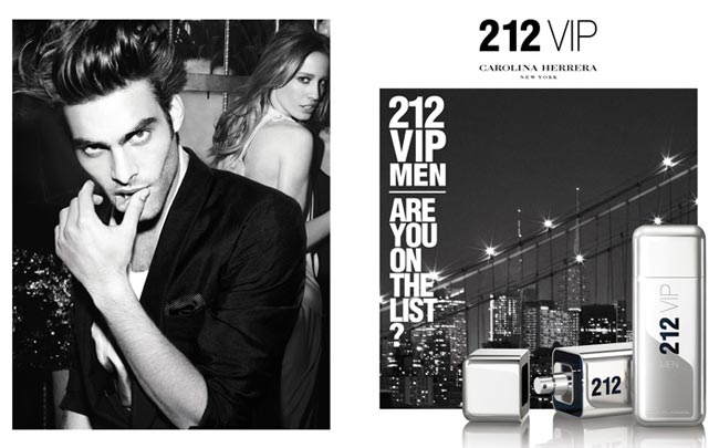 Nước hoa Carolina Herrera 212 VIP Men - Photo 5