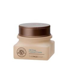 Kem dưỡng chống nhờn Thefaceshop Clean Face Oil Free Control Cream