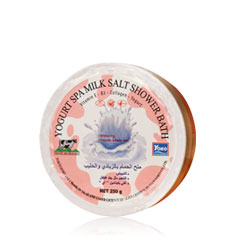 Muối tắm spa yaua sữa Yoko - Yogurt Spa Milk Salt Shower Bath