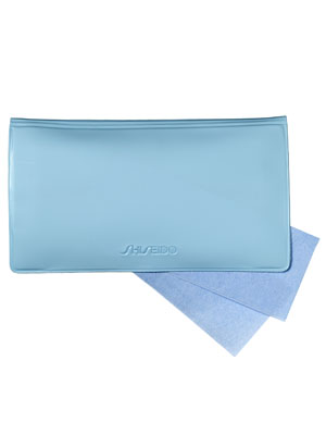 Giấy thấm dầu Shiseido Pureness Oil-Control Blotting Paper - Photo 4