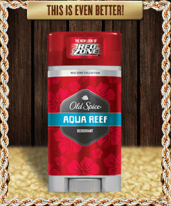Old Spice Aqua Reef Body Wash - Photo 4