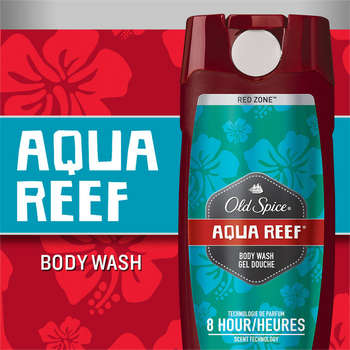Old Spice Aqua Reef Body Wash - Photo 5