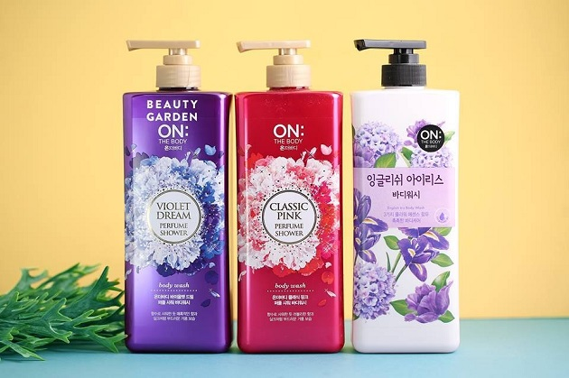 Sữa tắm On The Body Perfume Shower Body Wash - Photo 4