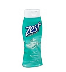 Sữa tắm Zest các mùi
