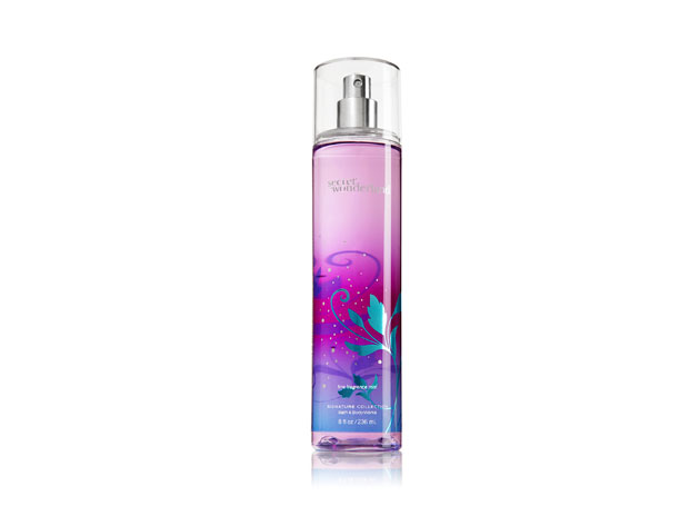 Xịt toàn thân Bath & Body Works Secret Wonderland Fine Fragrance Mist