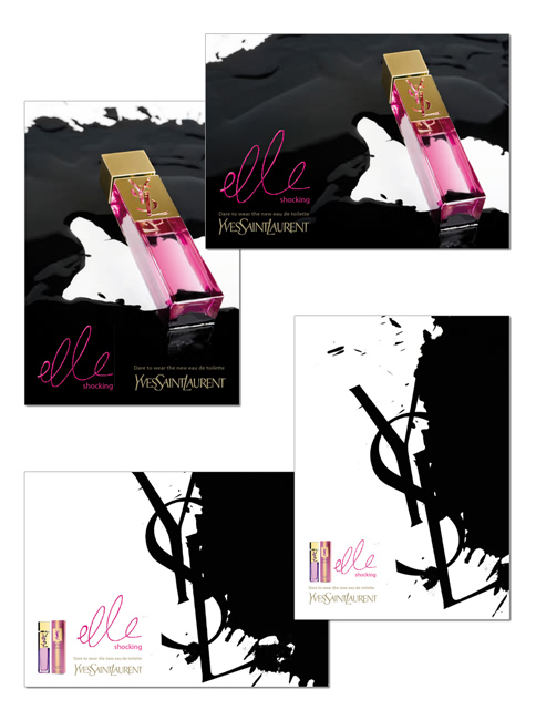 nước hoa Yves Saint Laurent Elle - Photo 5