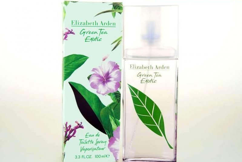 Nước hoa Elizabeth Arden Green Tea Exotic - Photo 5