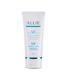 Kem chống nắng Kanebo Allie UV Mineral Moist NEO SPF50+ PA++++