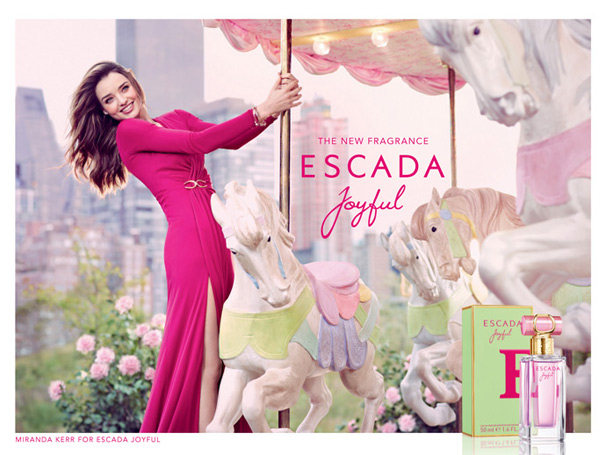 Joyful Perfume By ESCADA