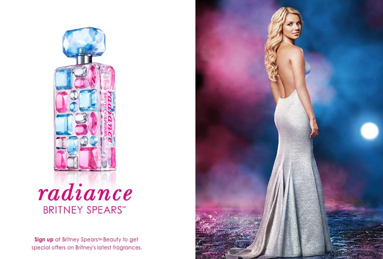 Nước hoa Britney Spears Radiance - Photo 5