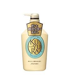 Sữa tắm dưỡng ẩm Shiseido Kuyura