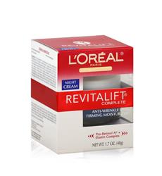 Kem dưỡng cho vùng mặt và cổ Loreal Advanced Revitalift Face & Neck