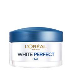 Kem Dưỡng Trắng Sáng Đều Màu Da Loreal White Perfect - Ngày SPF 17 PA++