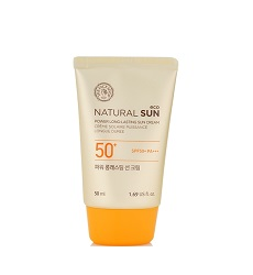Kem chống nắng Thefaceshop Natural Sun Eco Power Long Lasting Sun Cream SPF50+ PA+++