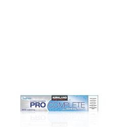 Kem đánh răng Kirkland Pro Complete Whitening