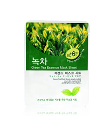 Mặt Nạ Charming Green Tea Essence Mask Sheet