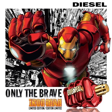 Nước hoa Diesel Only The Brave Iron Man - Photo 6