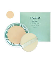 Phấn phủ TheFaceShop Face it Oil Cut Pore Powder Pact