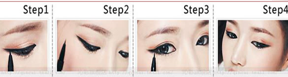 Mắt Nước Vacosi 24H Waterproof Pen Eyeliner 24H - Photo 3