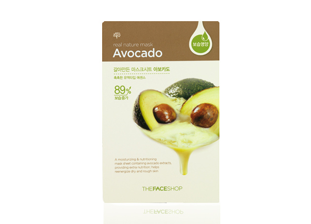Mặt Nạ TheFaceShop Avocado - Photo 2