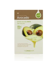 Mặt Nạ TheFaceShop Avocado