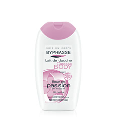 Kem tắm BYPHASSE SHOWER CREAM FLEUR DE PASSION
