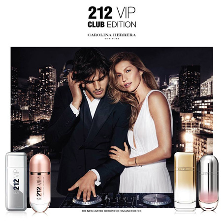 Nước hoa 212 Vip Club Edition Carolina Herrera - Photo 3