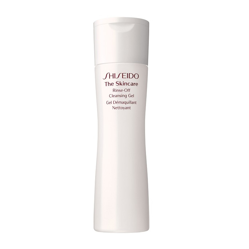 Gel tẩy trang Shiseido The Skincare Rinse-Off Cleansing Gel