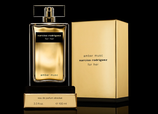 Nước hoa Amber Musc Narciso Rodriguez Absolue for women - Photo 3