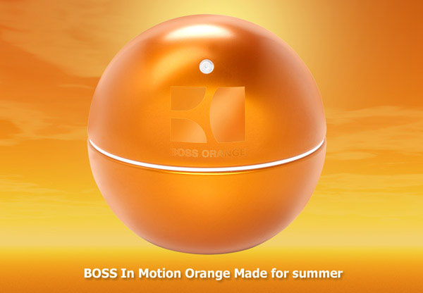 Nước hoa Boss In Motion Orange Made For Summer - Photo 5