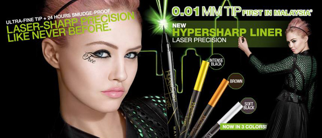 Chì Kẻ Mắt Maybelline Hyper Sharp Laser Eyeliner - Photo 3