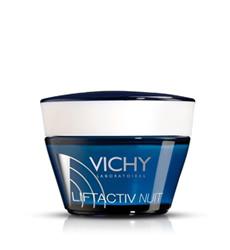 Kem dưỡng chống nếp nhăn và làm săn chắc da ban đêm Vichy Liftactiv Nuit