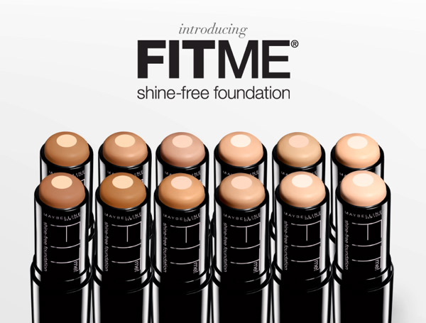 Kem nền Maybelline Fit Me Shine Free Foudation - Photo 5
