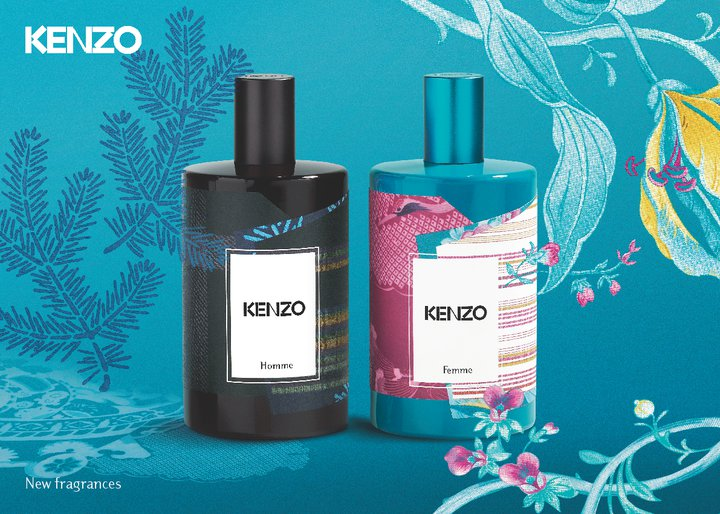 Nước hoa Kenzo  Kenzo Pour Homme Once Upon A Time for Men - Photo 6