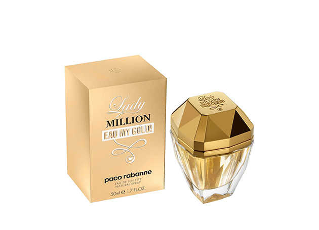 Nước hoa Lady Million Eau My Gold