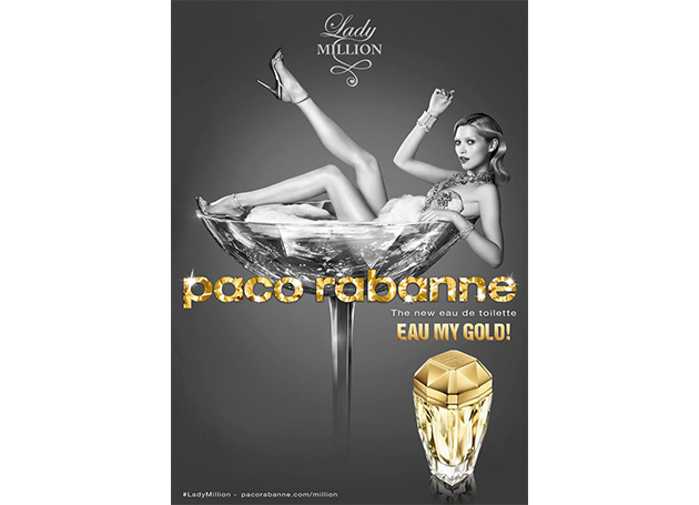 Nước hoa Lady Million Eau My Gold - Photo 4