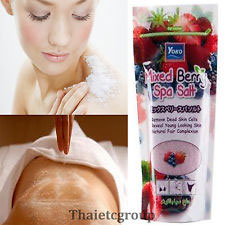 Muối cát Yoko Mixed Berry Spa Salt - Photo 3