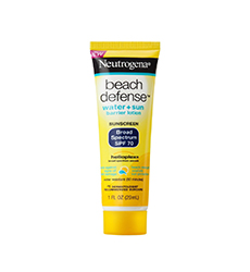 Kem chống nắng Neutrogena Beach Defense Sunscreen Lotion SPF 70