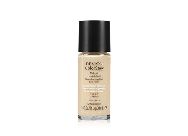 Trang điểm Kem nền Revlon ColorStay Makeup With SoftFlex Combination Oily Skin