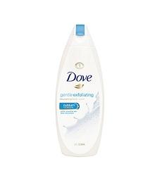 Sữa tắm tẩy tế bào chết dịu nhẹ Dove Gentle Exfoliating Body Wash