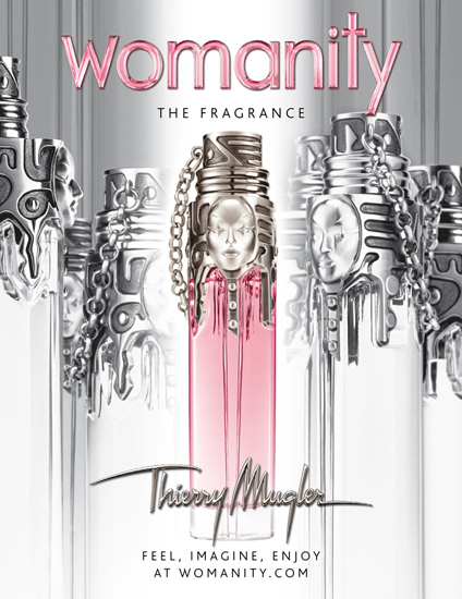 Nước hoa Thierry Mugler Womanity - Photo 5