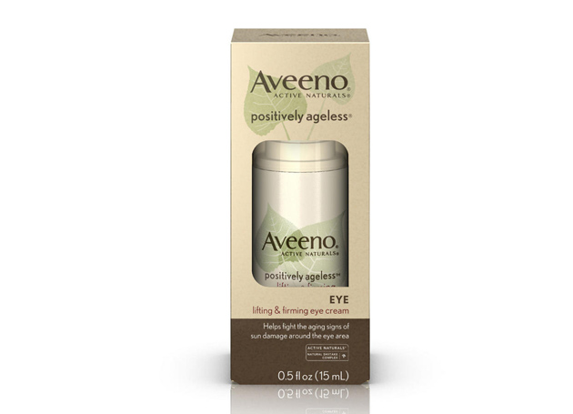Dưỡng thể Aveeno Active Naturals Positively Ageless - Photo 2