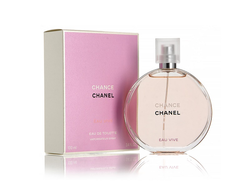 Nước hoa Chanel Eau Vive - Photo 2